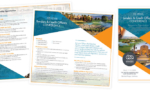 Lenders And Credit Officers Conference Brochure Design